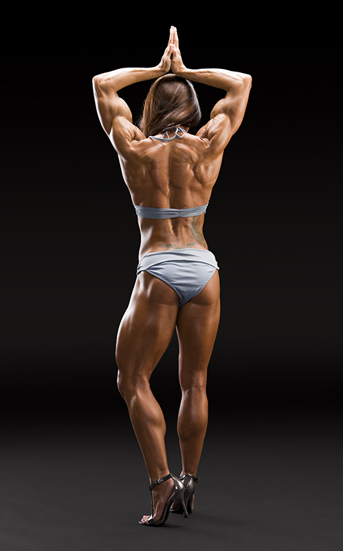 Gallery For > Body Builders Back